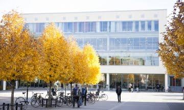 Högskolan Väst - Höstlugn