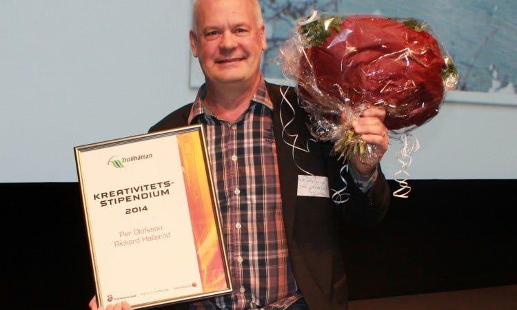 Per Olofsson -Årets kreatör